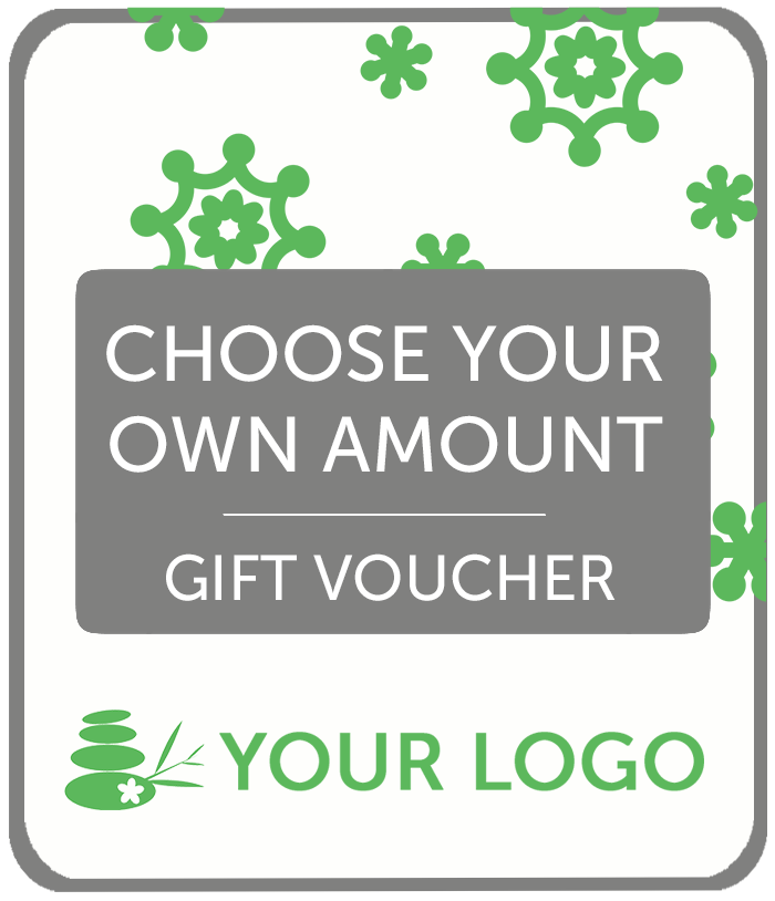 Choose Your Own Amount Gift Voucher Demo